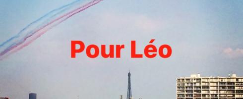 Léo, Notre Champion du Monde