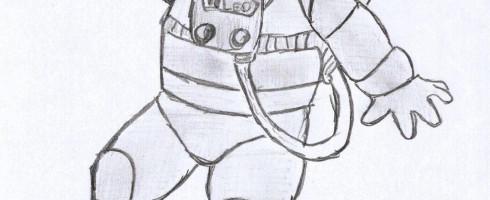 Léo, le petit Astronaute